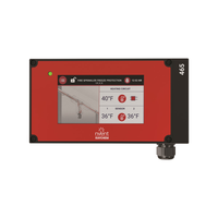 465 Electronic Controller for Heat Tracing of Fire Protection Piping